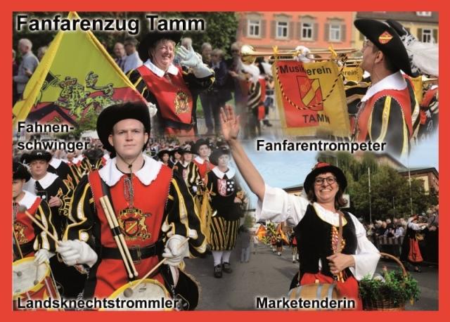 Fanfarenzug Musikverein Tamm e.V.