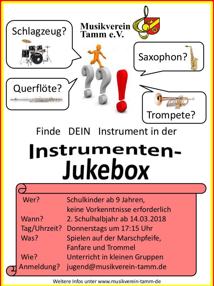 20190104 Jugend Flyer Jukebox